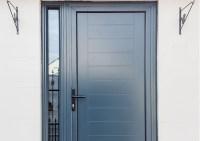 Aluminium Entrance Doors - KAT UK
