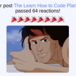 The Learn How to Code Planner