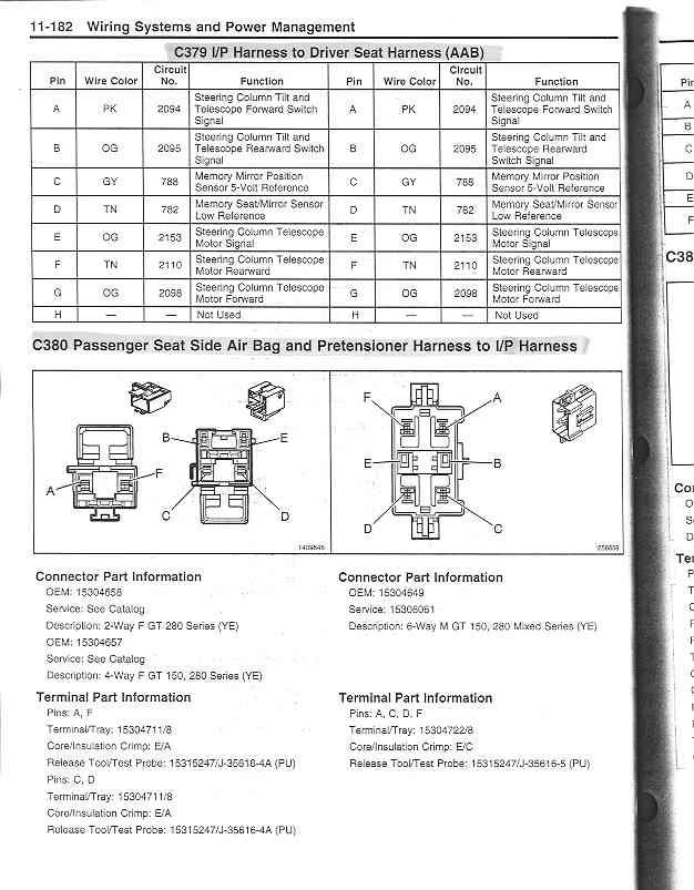 2008 Corvette Seat Wiring Diagram - 3acemobejdatscarwashserviceinfo \u2022