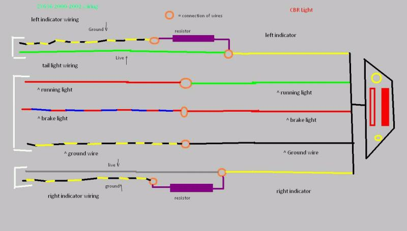 Integrated Led Light Wiring Diagram Wiring Diagram