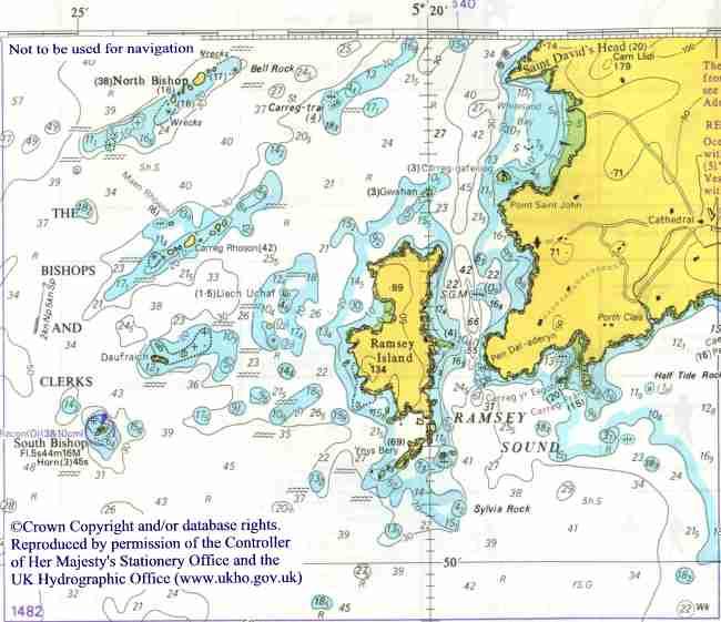 Kayarchy - sea kayak navigation (2) chartwork
