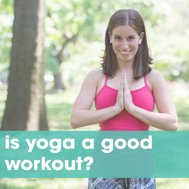 is yoga a good workout