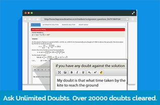 IIT JEE Doubts-clearing