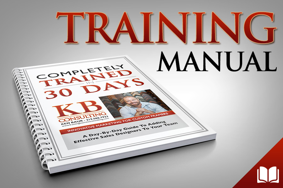 Trained in 30 Days Manual KB Consulting - training manual