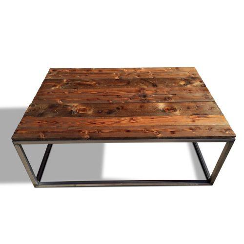 Medium Crop Of Industrial Coffee Table