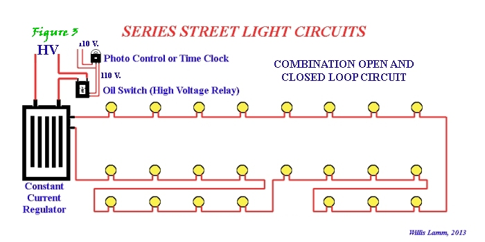 Understanding Series Street Light Systems