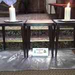 Light of Peace in Weyer, Upper Austria