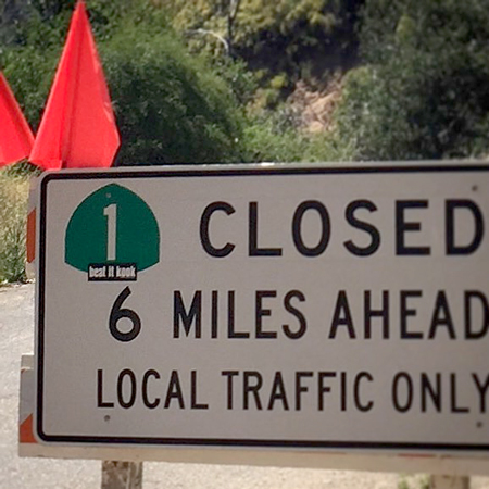 Closures, Thoughtless Visitors Try Big Sur Locals\u0027 Patience KCET