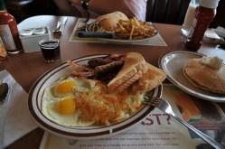 Adorable Breakfast A Socal Success Story Kcet Slam Breakfast Smoke Signals Denny S Slam Deal