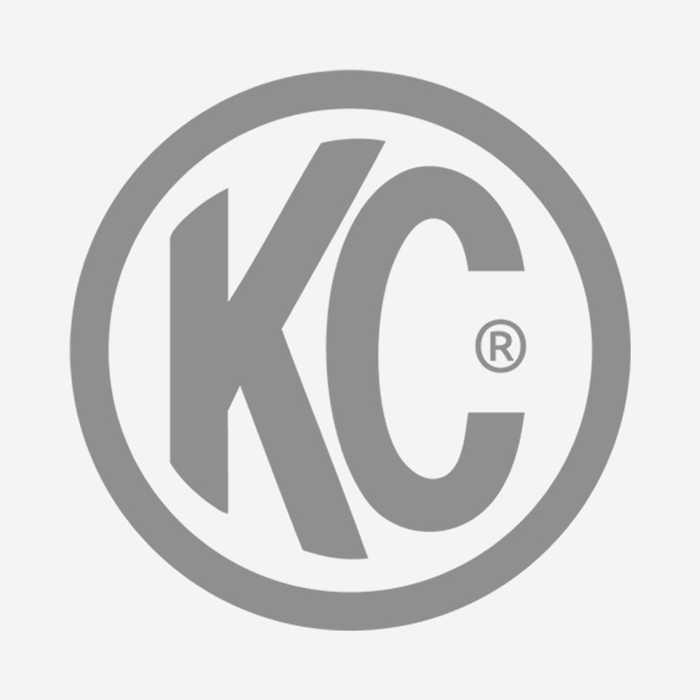 KC HiLiTES Jeep JK 10-18 H16 to DT Fog Light Adapters - #63702