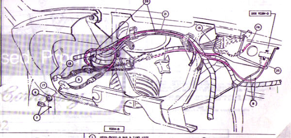 66 Mustang Wiring Harness Diagram Index listing of wiring diagrams