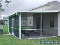 PORCHES & PATIOS for Central Florida | KC Screen
