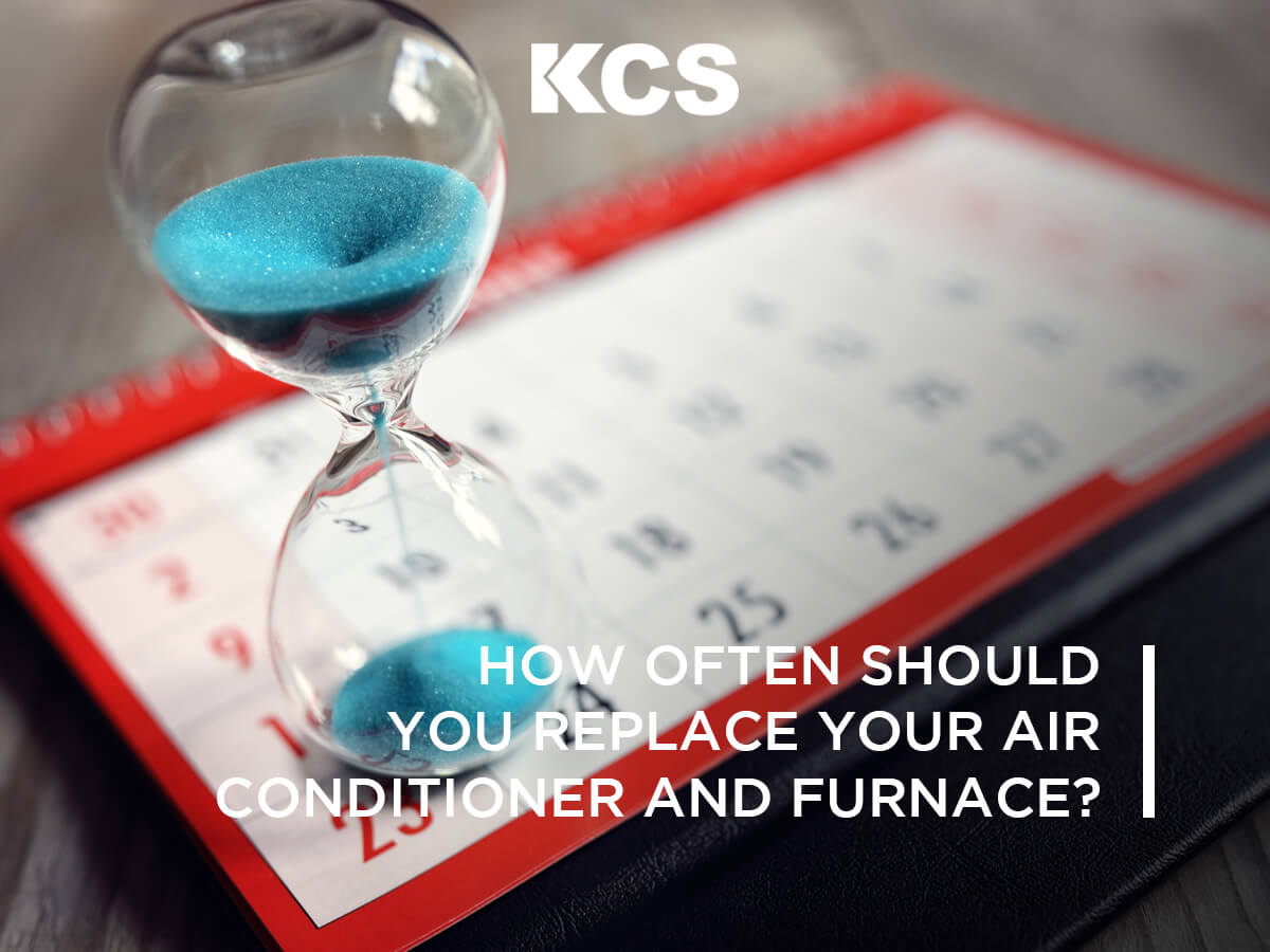 How Often Should You Replace Your Air Conditioner And