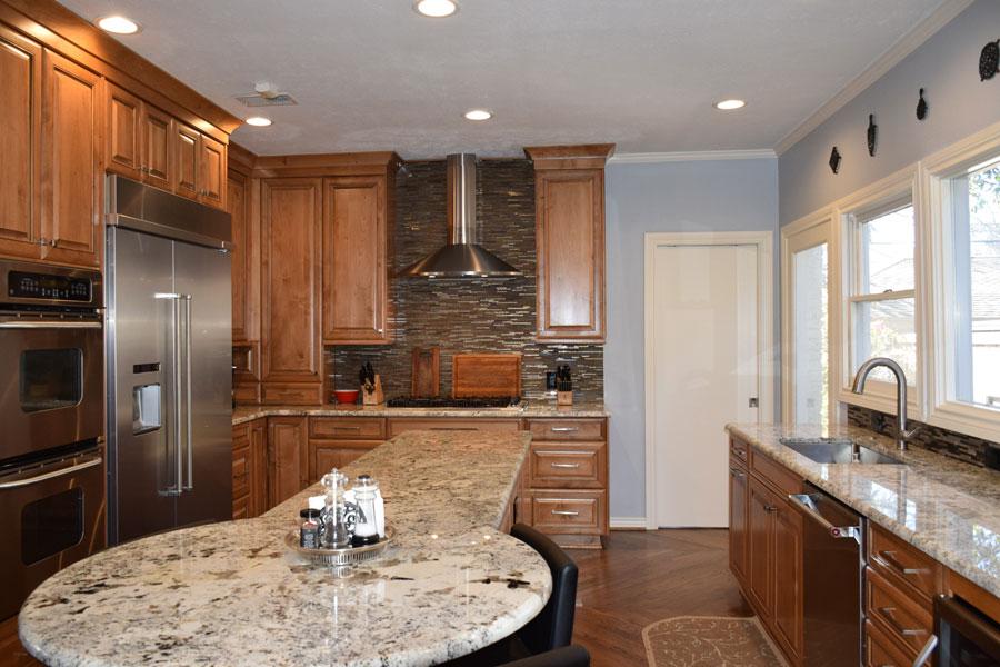 Kitchens Designed by Vivienne - transitional kitchen design