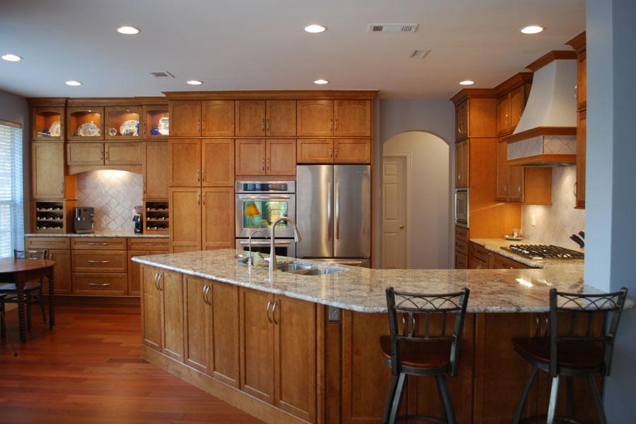 Transitional Kitchen Design by Vivienne - transitional kitchen design