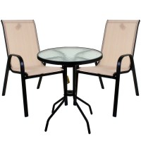 Garden Furniture Set Outdoor Patio Round Rectangular ...