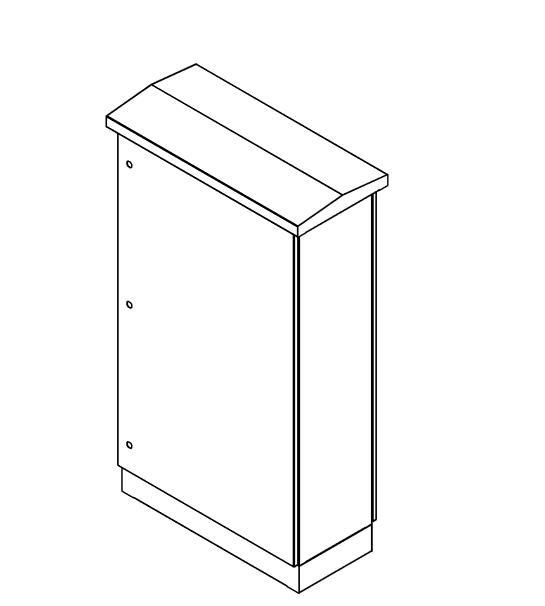 weatherproof electrical cabinets