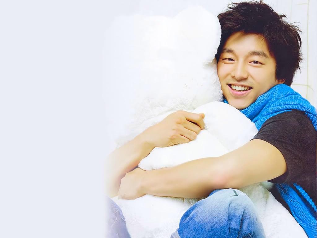 Cute Korean Girl Wallpaper Korean Actor Gong Yoo Picture Gallery