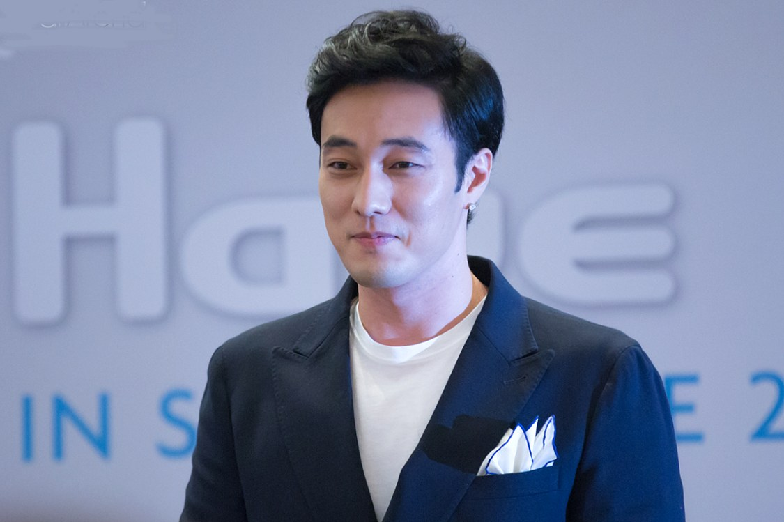 Fall Wedding Wallpaper Korean Actor So Ji Sub Portrait Picture Gallery
