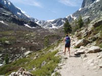 Trekking the GR20 in Corsica - KE Adventure Travel