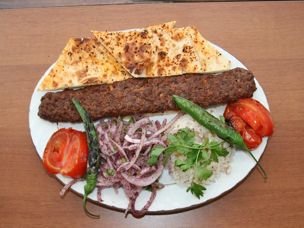 Адана кебаб рецепт