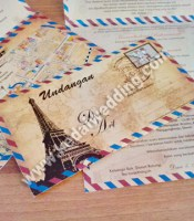 undangan pernikahan softcover SC-026