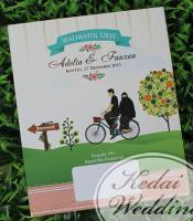 undangan pernikahan islami