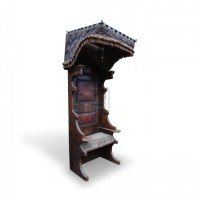Chairs Prop Hire  Tall Medieval Throne Chair King ...