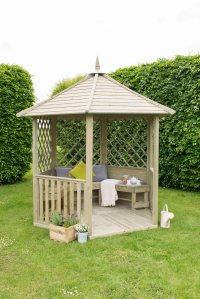 Wooden Gazebo: Wood Garden Gazebo, Patio Gazebos - wooden ...