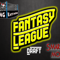 Ep. 25 - Keeping Kayfabe / Smark Out Moment! Cross-Promotional Fantasy League Draft LIVE!