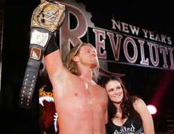 Edge WWE Championship New Years Revolution John Cena Money in the Bank