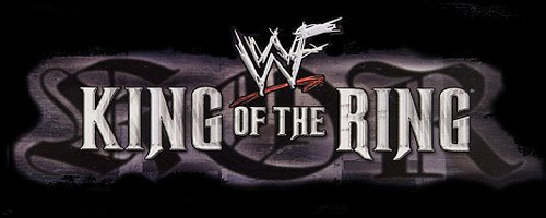WWE King of the Ring Logo Free Download