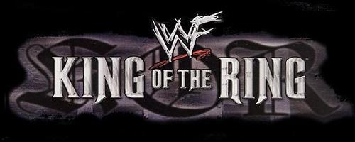 WWE King of the Ring Logo Free Download