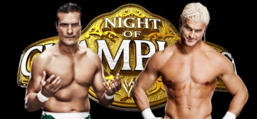Alberto Del Rio Dolph Ziggler Night of Champions 2013 Full Match Download HQ