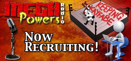 Now Recruiting Wrestling Writers and Radio Hosts