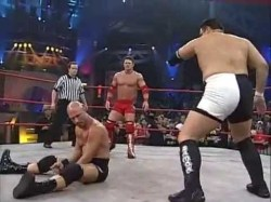 Samoa Joe vs. AJ Styles vs. Christopher Daniels Full Match