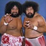 The Wild Samoans hall of fame induction speech
