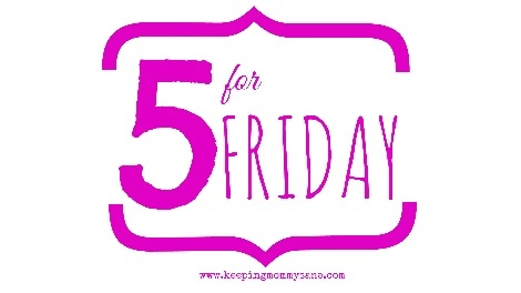 5 for Friday new