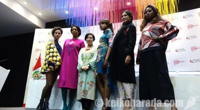 日本のファッション文化をペルーへ BANSAN