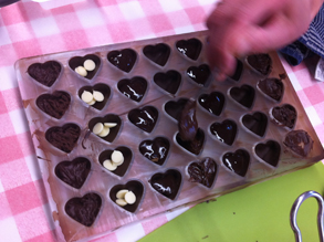 Workshop bonbons maken
