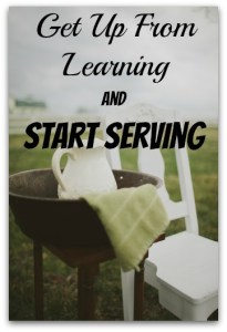Pursuing What Is Excellent Get Up From Learning and Start Serving