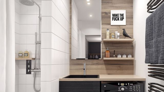 Nos conseils pour aménager une salle de bain dans un espace réduit