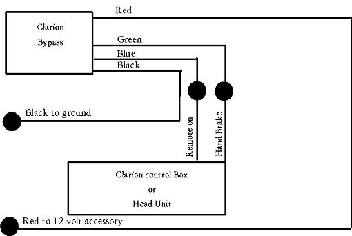 clarion wiring diagram clarion wiring diagram clarion wiring