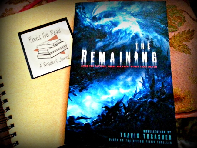 Book Review – The Remaining by Travis Thrasher