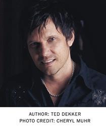 Ted Dekker Author Photo