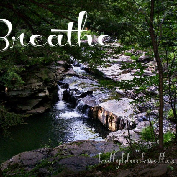 Breathe – Five Minute Friday
