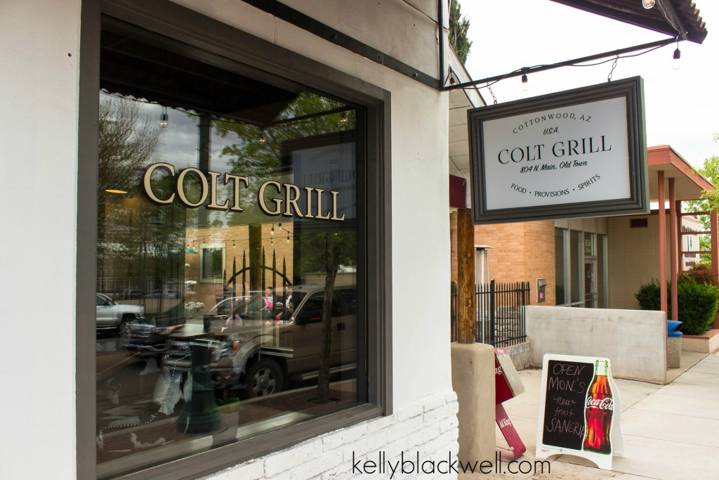 colt grill web
