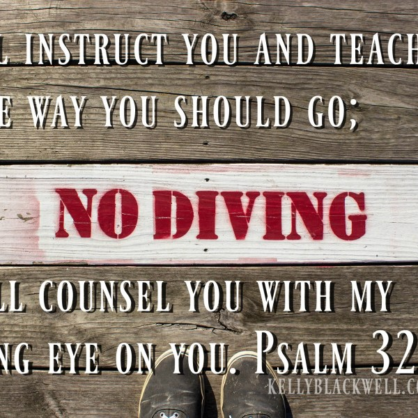 Catching up – Praying for direction