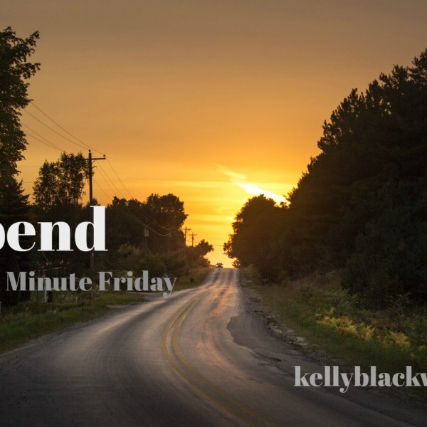 Depend – Five Minute Friday