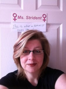 This Is What a Feminist Looks Like #1: Christine Hennebury